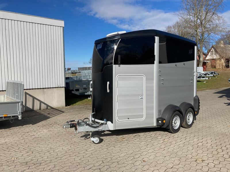 Brugt Ifor Williams HBX506 Hestetrailer // SOLGT