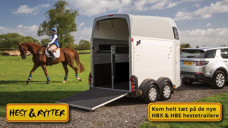 Besøg Trailercenter Roskilde Til Hest & Rytter I Herning 7.-10. Marts 2019