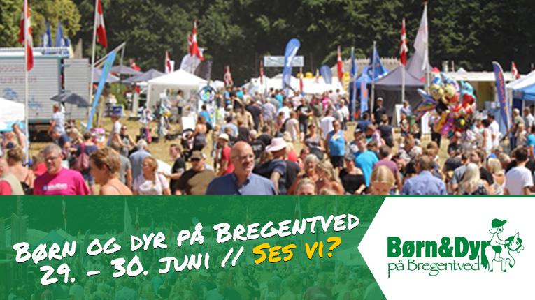 Vær Med Til At Fejre Børn & Dyr På Bregentveds 50 års Jubilæum