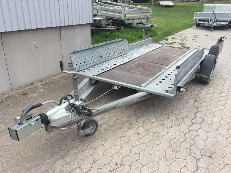 Brugt Ifor Williams CT115 Autotrailer // SOLGT