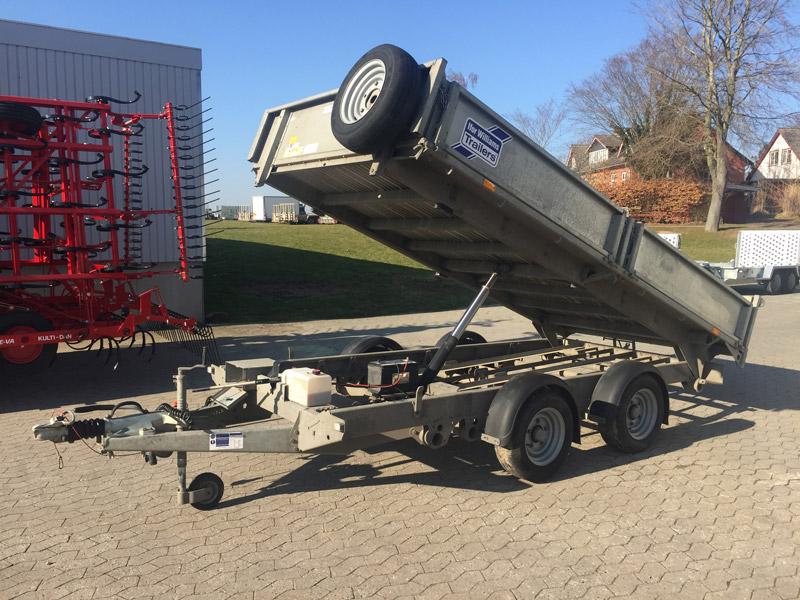Brugt Ifor Williams TT3621 Tiptrailer