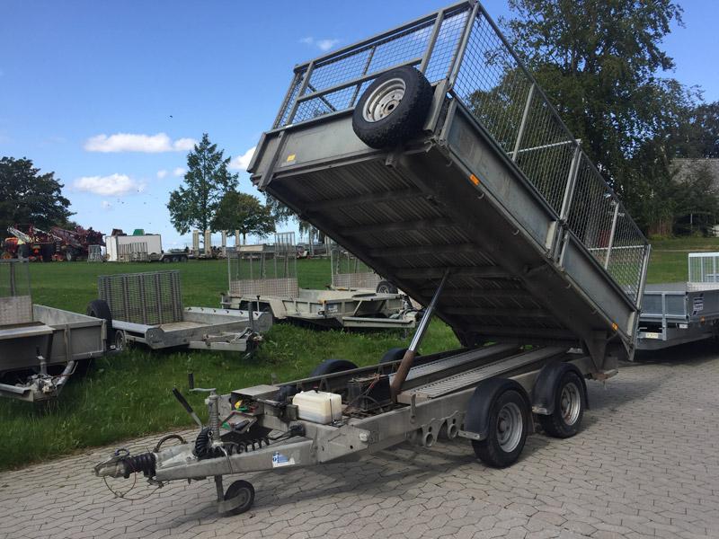 Brugt Ifor Williams TT3621 Tiptrailer // SOLGT