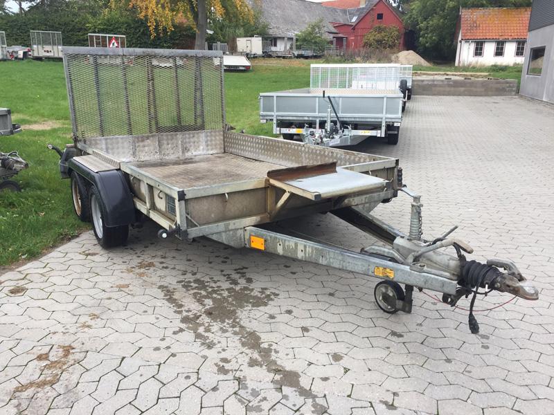 Brugt Variant 3504 M3 Maskintrailer // SOLGT