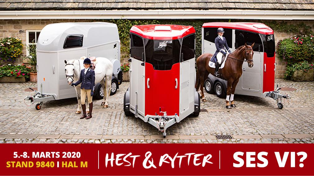 Vi Er Klar Til årets Største Hesteevent, Er Du?