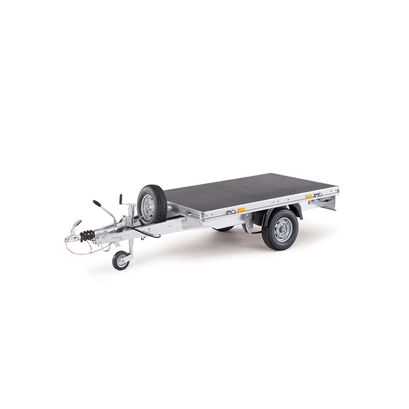 Ifor Williams EL101-2512 Eurolight Ladtrailer