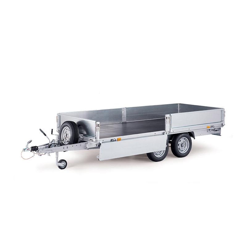 Ifor Williams EX202-3615 Eurolight Ladtrailer