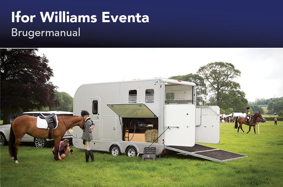 Ifor Williams Eventa