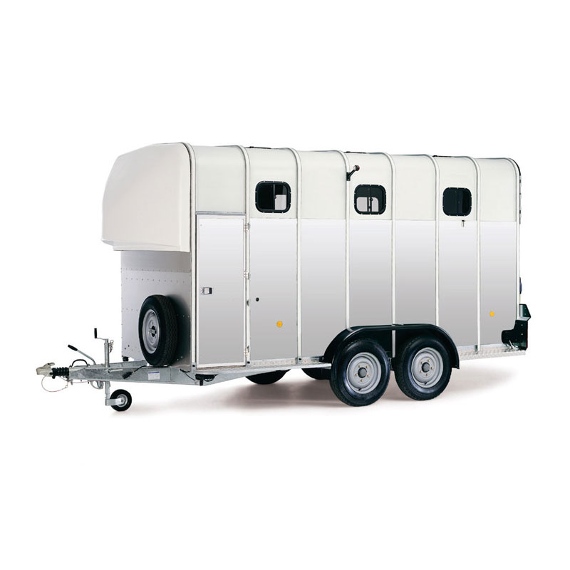 Ifor Williams HB510 XL Hestetrailer