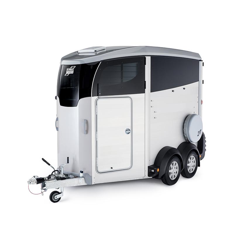 Ifor Williams HBX403 Hestetrailer