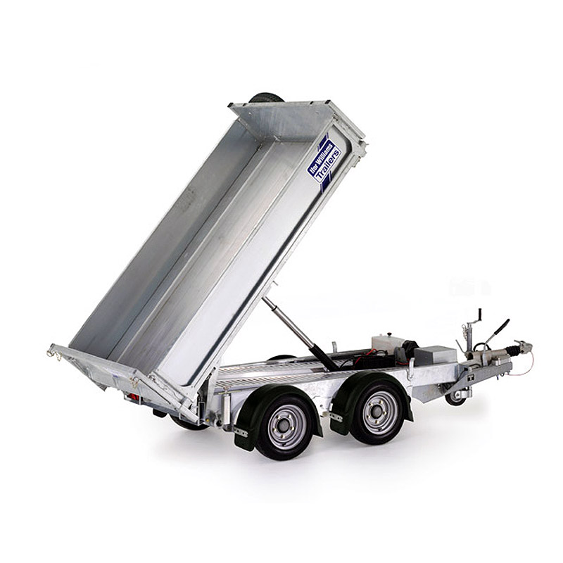 Ifor Williams TT3017 Tiptrailer